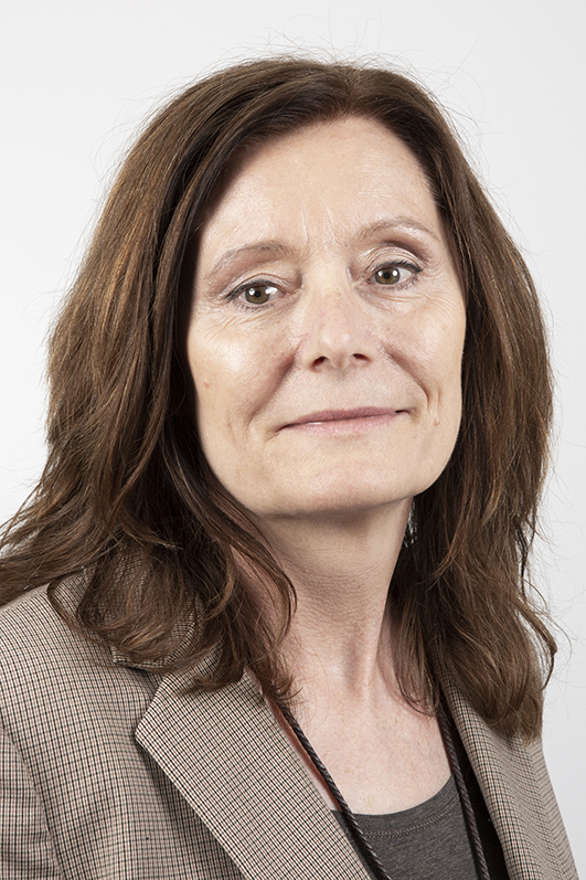 Bente Nielsen portræt